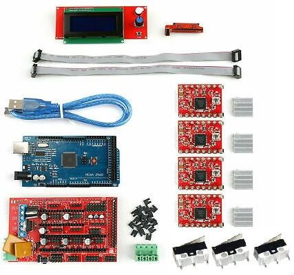 ramps 3d yazıcı elektronik kit