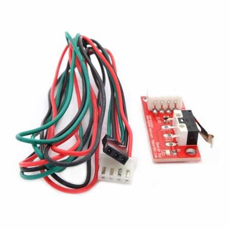 3D Printer Limit Switch Mekanik Modul Endstop Switch  3 Pinli  70cm kablolu